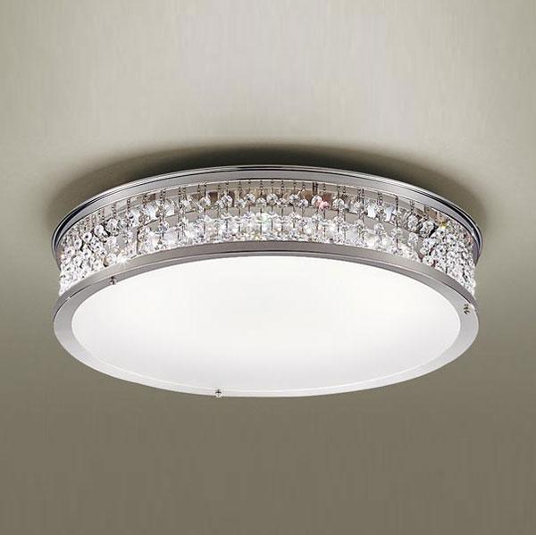 【送料無料】パナソニック LEDシャンデリア ~8畳用 昼光色~電球色 調光可能 LGBZ1436