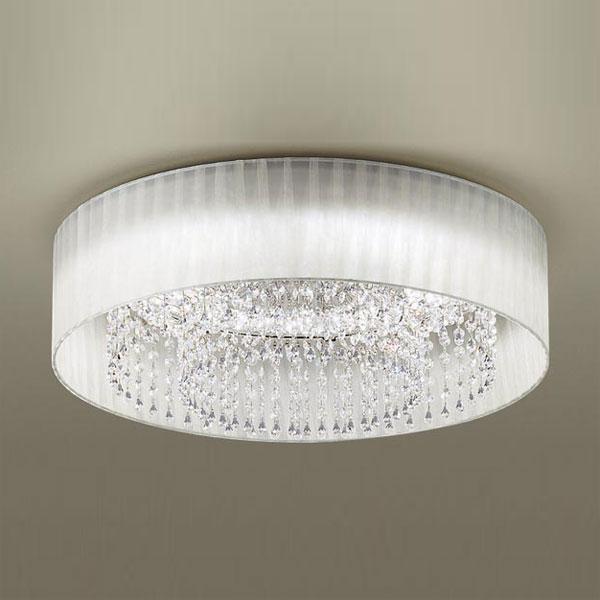 [生産完了商品]パナソニック LEDシャンデリア ~8畳用 昼光色~電球色 調光可能 LGBZ1437