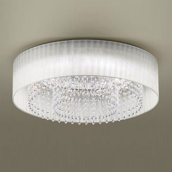 【送料無料】パナソニック LEDシャンデリア ~10畳用 昼光色~電球色 調光可能 LGBZ2437