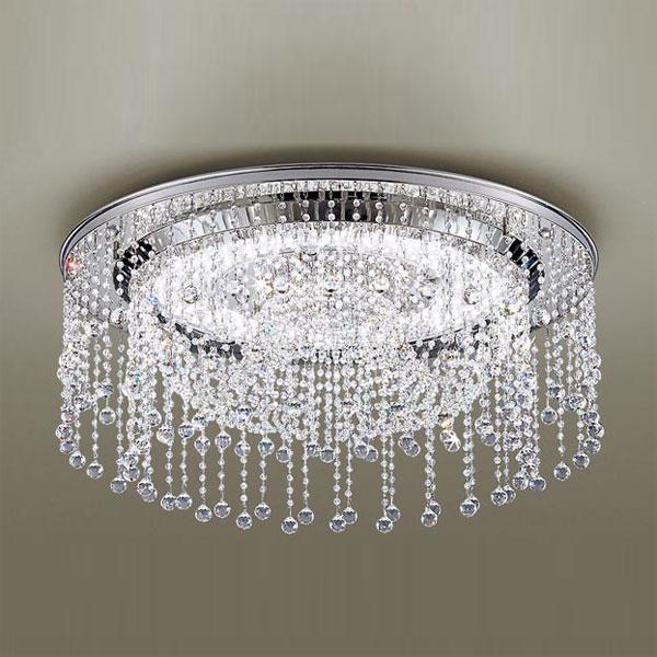 【送料無料】パナソニック LEDシャンデリア ~10畳用 昼光色~電球色 調光可能 LGBZ2438