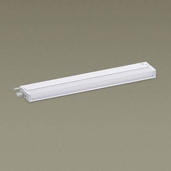 【送料無料】パナソニック LEDスリムラインライト 連結タイプ 片側化粧 壁面・天井面・据置取付 L300タイプ 昼白色 LGB50856LE1