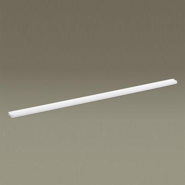 【送料無料】パナソニック LEDスリムラインライト 連結タイプ 片側化粧 壁面・天井面・据置取付 L1200タイプ 電球色 LGB51888LE1