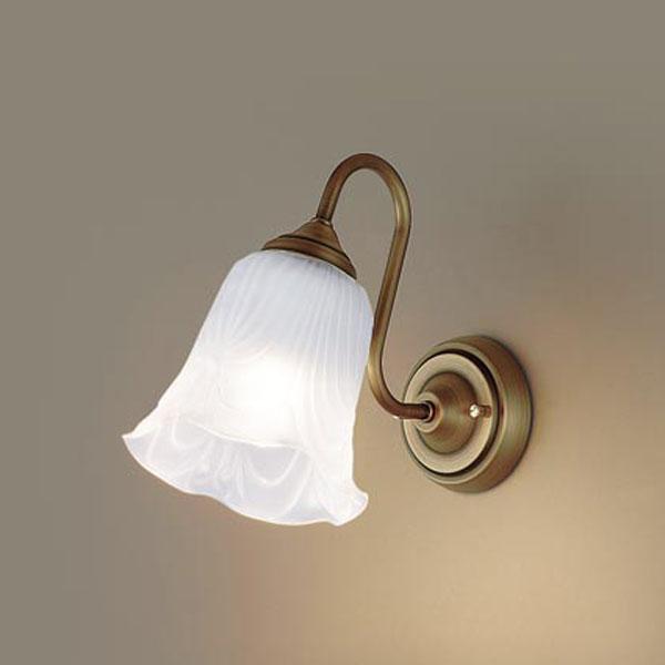【送料無料】パナソニック LEDブラケットライト 白熱球40W相当 電球色 LGB81554