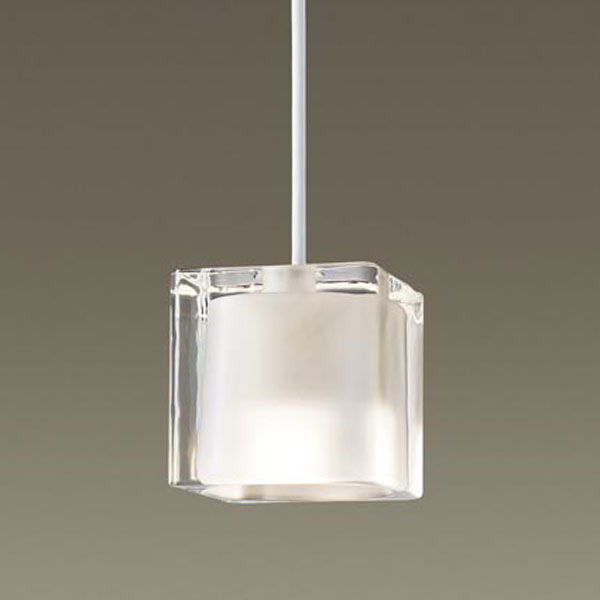 【送料無料】パナソニック LEDペンダントライト 白熱球60W相当 電球色 直付タイプ LGB10441LE1