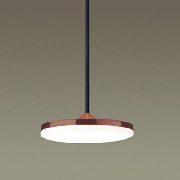 【送料無料】パナソニック LEDペンダントライト 白熱球60W相当 温白色 調光可能 半埋込タイプ LGB15543LB1