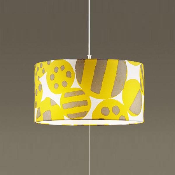 【送料無料】パナソニック LEDペンダントライト ~6畳用 白熱球60W×4灯相当 電球色 引掛シーリングタイプ LGB19471