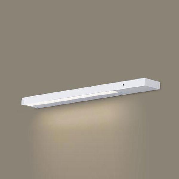【送料無料】パナソニック LEDスリムラインライト 両側化粧 壁面取付 L400タイプ 温白色 LGB50804LE1