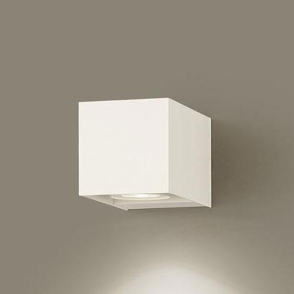 【送料無料】パナソニック LEDブラケットライト 白熱球60W相当 温白色 調光可能 LGB80621LB1