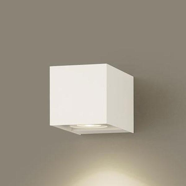 【送料無料】パナソニック LEDブラケットライト 白熱球60W相当 電球色 調光可能 LGB80622LB1
