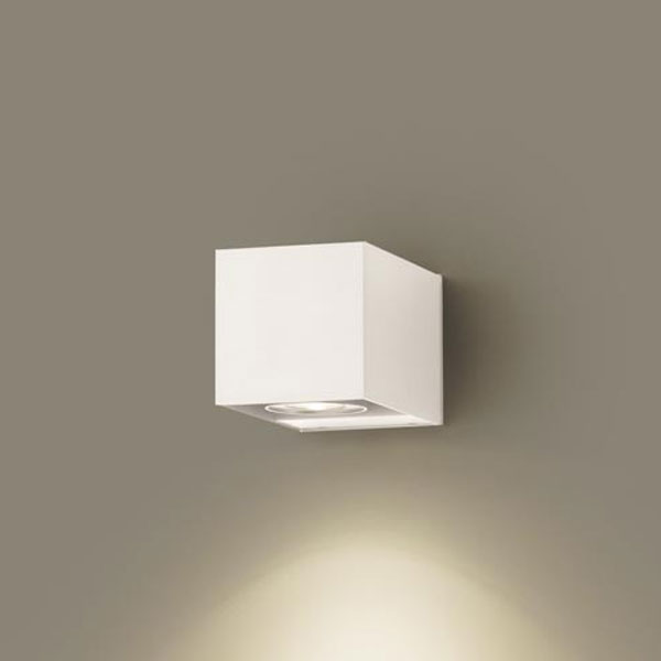 【送料無料】パナソニック LEDブラケットライト ハロゲン球60W相当 電球色 LGW80622LE1