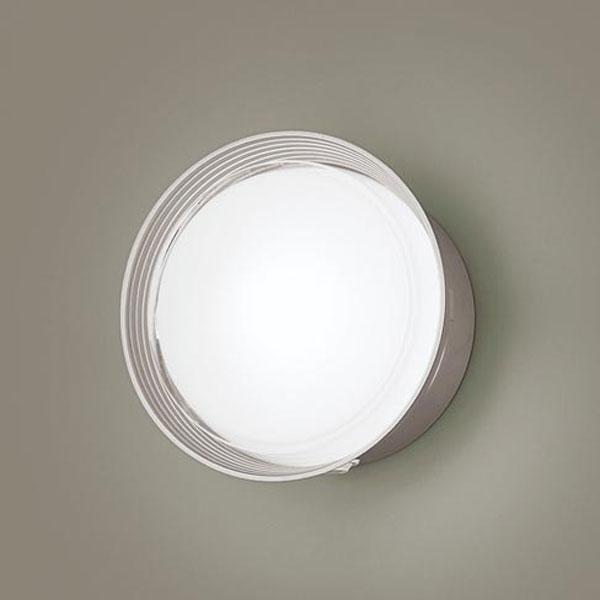 【送料無料】パナソニック LEDポーチライト センサ付 白熱球40W相当 昼白色 LGWC80331LE1