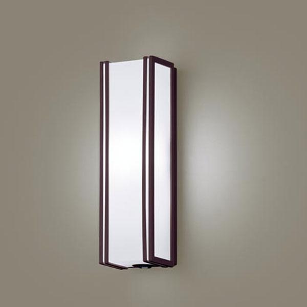 【送料無料】パナソニック LEDポーチライト センサ付 白熱球40W相当 昼白色 LGWC80423LE1