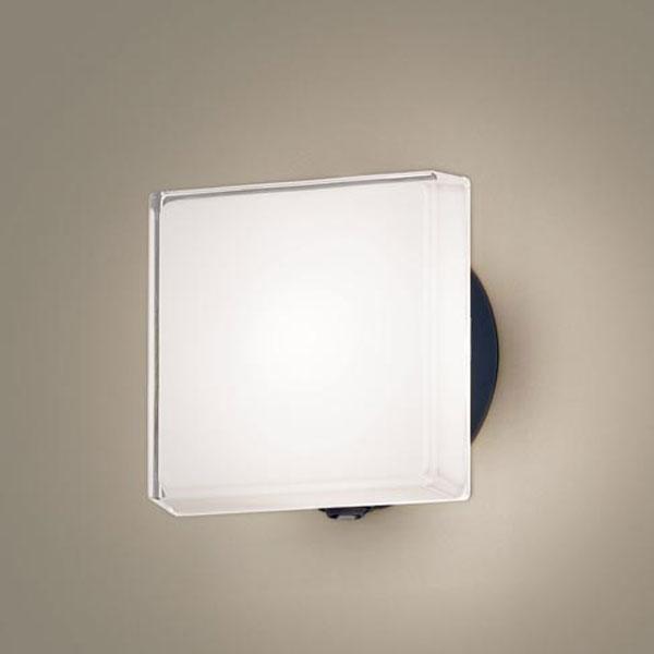 【送料無料】パナソニック LEDポーチライト センサ付 白熱球40W相当 電球色 フラッシュ機能付 LGWC81307LE1