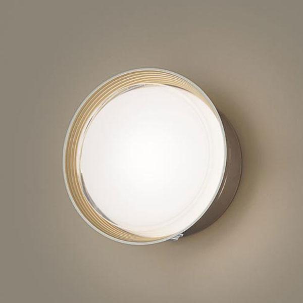 【送料無料】パナソニック LEDポーチライト センサ付 白熱球40W相当 電球色 フラッシュ機能付 LGWC81310LE1