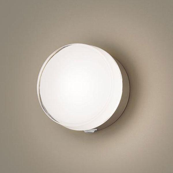 【送料無料】パナソニック LEDポーチライト センサ付 白熱球40W相当 電球色 フラッシュ機能付 LGWC81315LE1