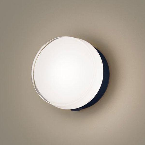 【送料無料】パナソニック LEDポーチライト センサ付 白熱球40W相当 電球色 フラッシュ機能付 LGWC81317LE1