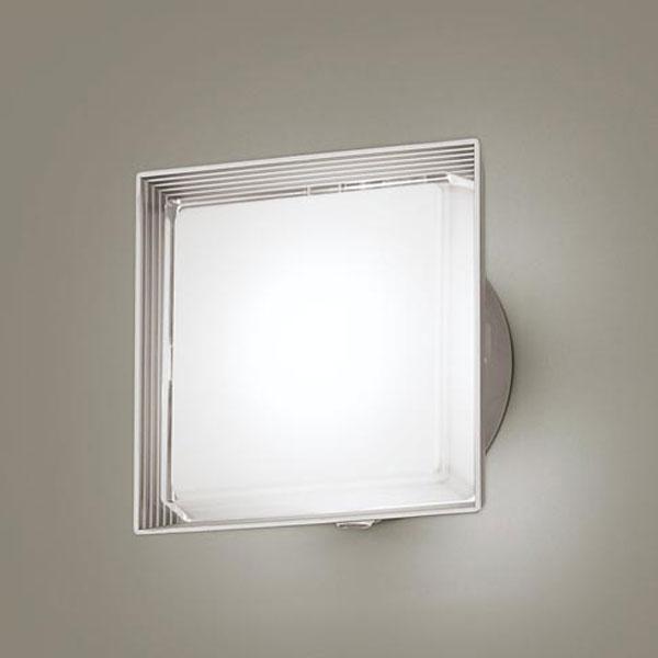 【送料無料】パナソニック LEDポーチライト センサ付 白熱球40W相当 昼白色 フラッシュ機能付 LGWC81321LE1