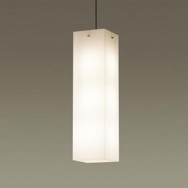 【送料無料】パナソニック LEDペンダントライト 高天井用 ~4.5畳用 白熱球60W×3灯相当 電球色 半埋込タイプ LGB19335B