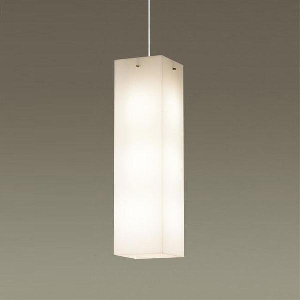 【送料無料】パナソニック LEDペンダントライト 高天井用 ~4.5畳用 白熱球60W×3灯相当 電球色 半埋込タイプ LGB19335W
