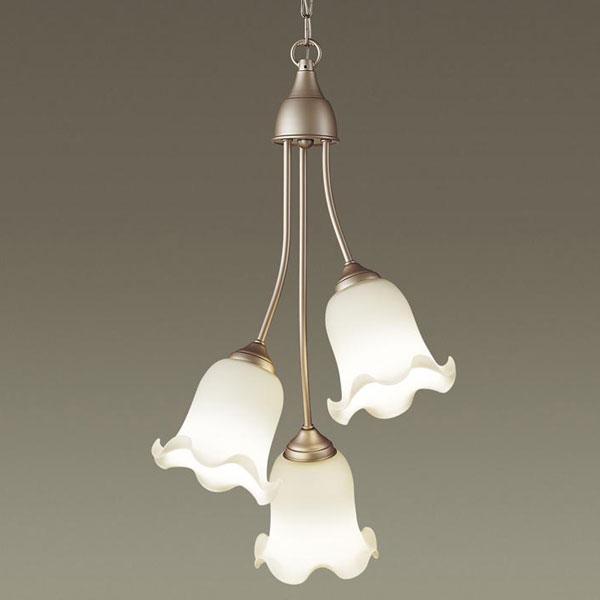 【送料無料】パナソニック LEDペンダントライト 高天井用 ~4.5畳用 白熱球60W×3灯相当 電球色 直付タイプ LGB19342K