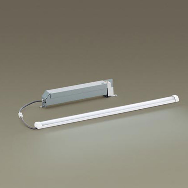 【送料無料】パナソニック LEDスリムラインライト 片側化粧 壁面・天井面・据置取付 L500タイプ 昼白色 調光可能 LGB50406KLB1