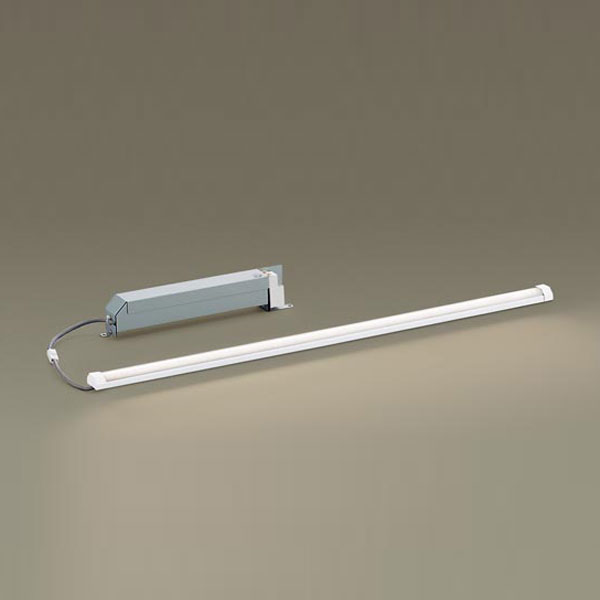 【送料無料】パナソニック LEDスリムラインライト 片側化粧 壁面・天井面・据置取付 L650タイプ 温白色 調光可能 LGB50413KLB1