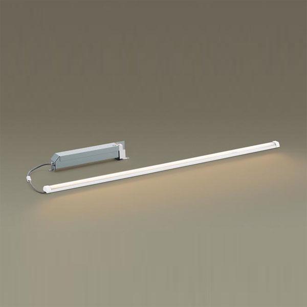 【送料無料】パナソニック LEDスリムラインライト 片側化粧 壁面・天井面・据置取付 L800タイプ 電球色 調光可能 LGB50420KLB1
