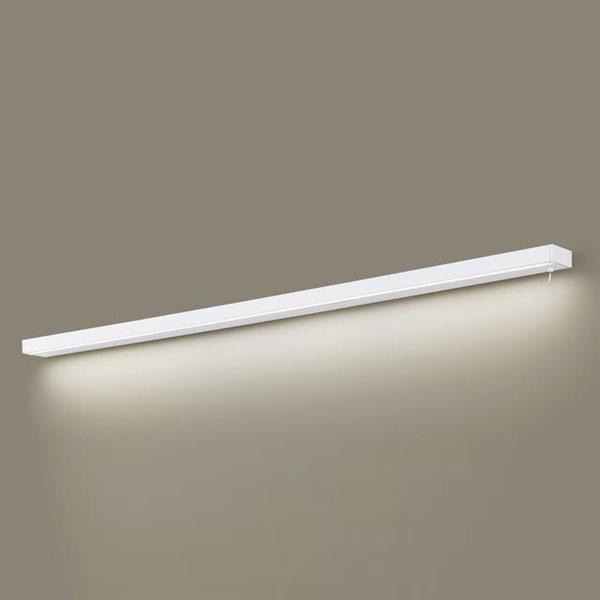 【送料無料】パナソニック LEDキッチンライト 壁面・棚下取付 L1200タイプ FL40W相当 温白色 スイッチ付 LGB52216KLE1
