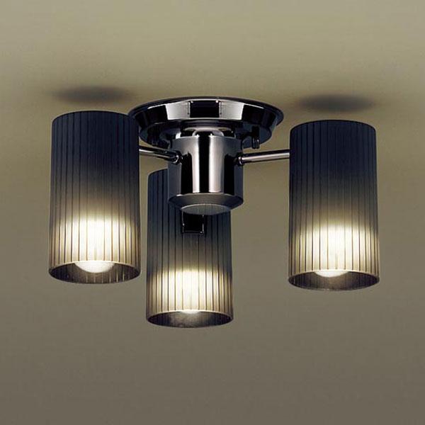【送料無料】パナソニック LEDシャンデリア 白熱球40W×3灯相当 電球色 LGB57351K