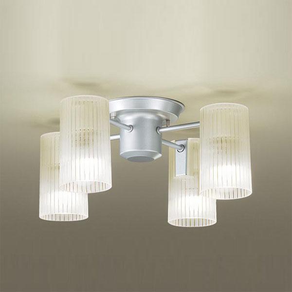 【送料無料】パナソニック LEDシャンデリア 白熱球40W×4灯相当 電球色 LGB57453K