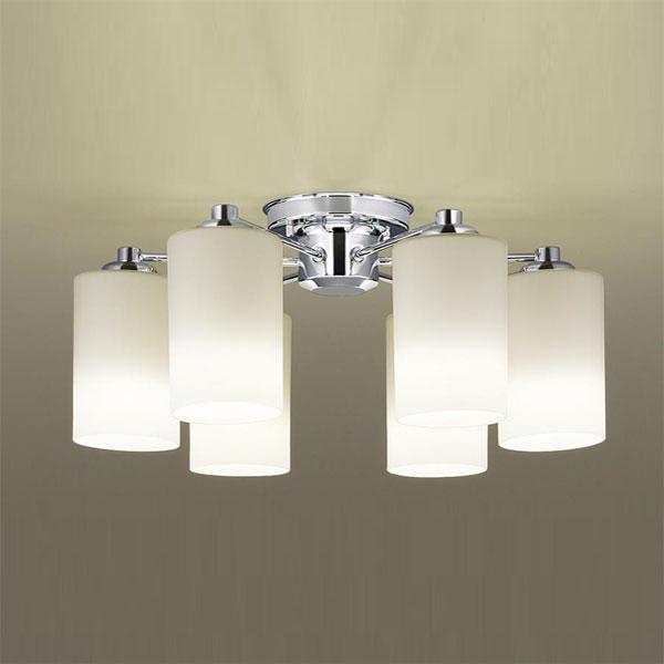 【送料無料】パナソニック LEDシャンデリア ~10畳用 白熱球50W×6灯相当 電球色 LGB57600K