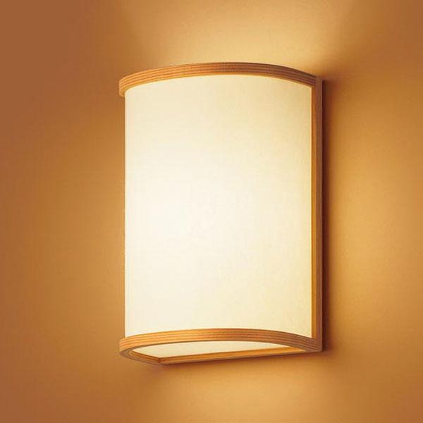 【送料無料】パナソニック LEDブラケットライト 白熱球40W相当 電球色 LGB81680K