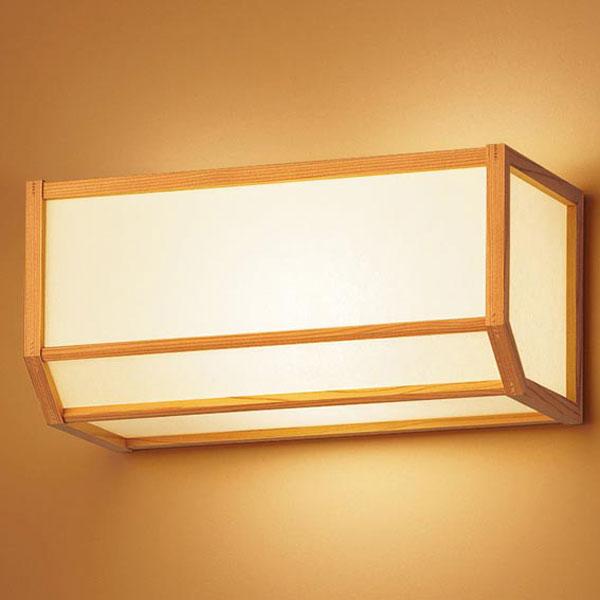 【送料無料】パナソニック LEDブラケットライト 白熱球40W相当 電球色 LGB81683K