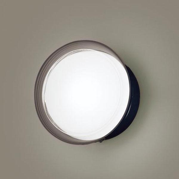 【送料無料】パナソニック LEDポーチライト センサ付 白熱球40W相当 昼白色 フラッシュ機能付 LGWC81332LE1