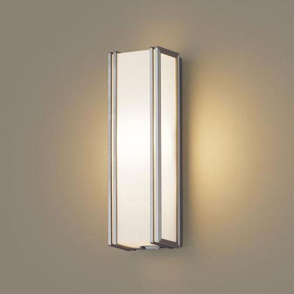 【送料無料】パナソニック LEDポーチライト センサ付 白熱球40W相当 電球色 フラッシュ機能付 LGWC81404LE1