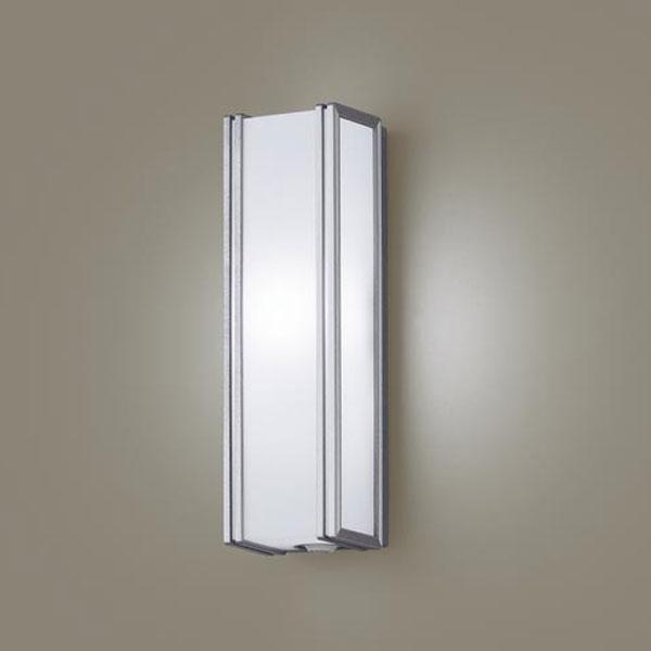 【送料無料】パナソニック LEDポーチライト センサ付 白熱球40W相当 昼白色 フラッシュ機能付 LGWC81421LE1