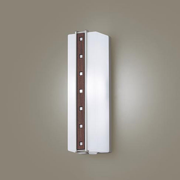 【送料無料】パナソニック LEDポーチライト センサ付 白熱球40W相当 昼白色 フラッシュ機能付 LGWC81431LE1