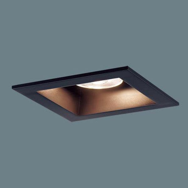 【送料無料】パナソニック LEDダウンライト 埋込穴□100 ハロゲン球60W相当 昼光色~電球色 シンクロ調色・調光可能 集光型 LGB71031LU1