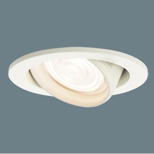 【送料無料】パナソニック LEDユニバーサルダウンライト 埋込穴Φ100 ハロゲン球100W相当 昼光色~電球色 シンクロ調色・調光可能 集光型 LGB71073LU1