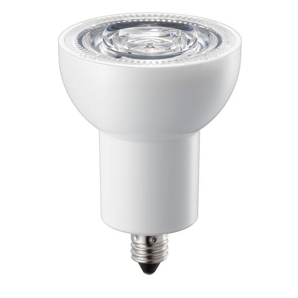 【送料無料】パナソニック LED電球 ハロゲン電球100W形相当 白色 広角 口金E11 [10個セット] LDR6W-W-E11-10SET