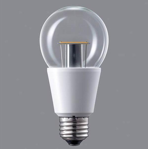 【送料無料】パナソニック LED電球 クリア電球タイプ 60W形相当 電球色 口金E26 [10個セット] LDA8L/C/W-10SET