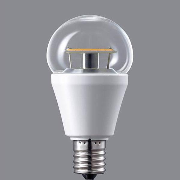 【送料無料】パナソニック LED電球 クリア電球タイプ 25W形相当 電球色 口金E17 調光器対応 [10個セット] LDA5L-E17/C/D/W-10SET