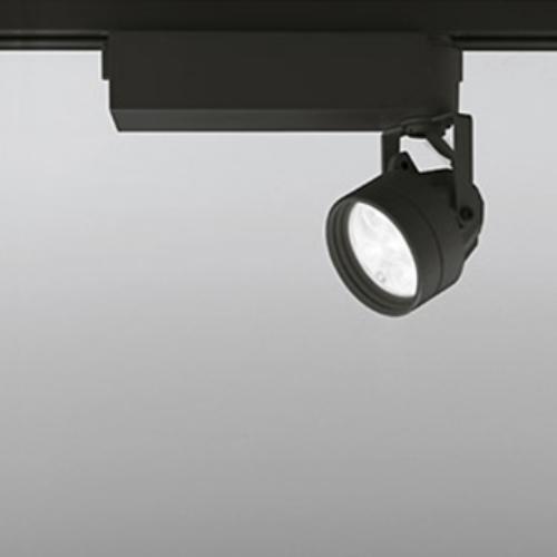 【送料無料】オーデリック LEDスポットライト JR12V50W相当 3000K Ra85 配光角20° ブラック 調光可能 レール取付専用 XS256274