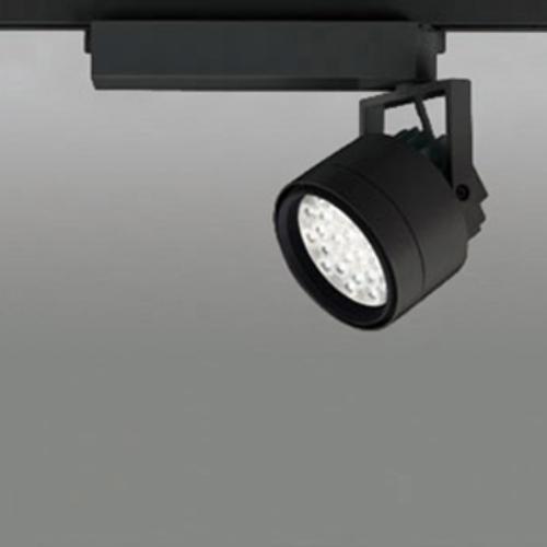【送料無料】オーデリック LEDスポットライト CDM-T70W相当 3000K Ra85 配光角27° ブラック レール取付専用 XS256336