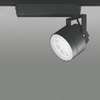 【送料無料】オーデリック LEDスポットライト CDM-T35W相当 鮮魚用 5000K Ra75 配光角30° ブラック レール取付専用 XS256382