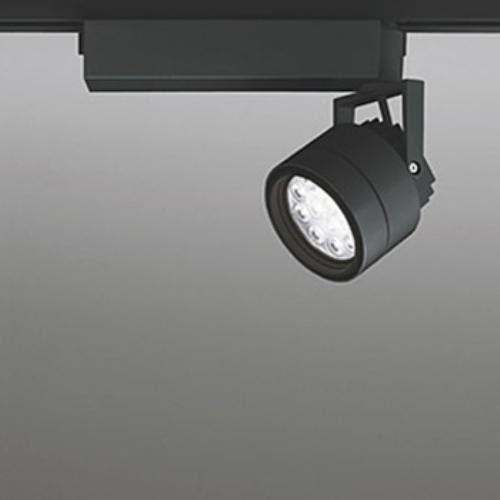 【送料無料】オーデリック LEDスポットライト CDM-T35W相当 3500K Ra85 配光角20° ブラック レール取付専用 XS256086