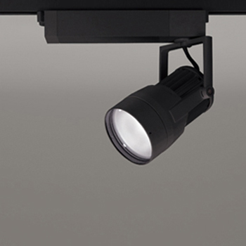 【送料無料】オーデリック LEDスポットライト CDM-T70W相当 4000K Ra83 配光角22° ブラック レール取付専用 XS411138