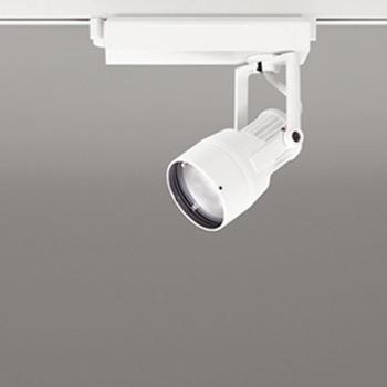 【送料無料】オーデリック LEDスポットライト JR12V50W相当 3000K Ra83 配光角29° オフホワイト レール取付専用 XS413117