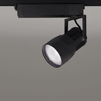 【送料無料】オーデリック LEDスポットライト CDM-T150W相当 4000K Ra95 配光角スプレッド ブラック レール取付専用 XS411126H