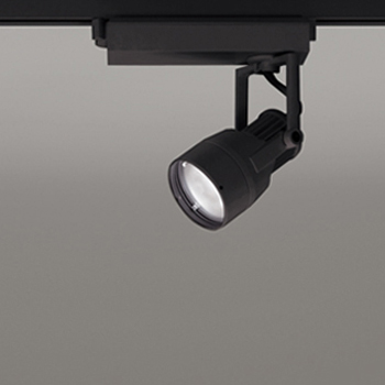 【送料無料】オーデリック LEDスポットライト JDR75W相当 3500K Ra83 配光角21° ブラック 調光可能 レール取付専用 XS413152